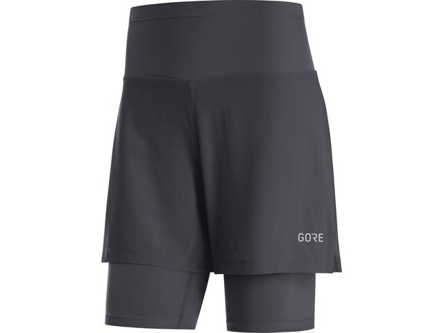 GORE WEAR R5 2in1 Shorts Women black